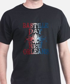 Bastille Day New Orleans T-Shirt