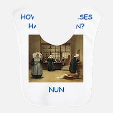 sick nun joke Bib
