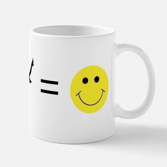 Beer + Stripper = Happy Mug