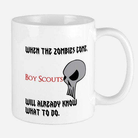 Scouts Vs Zombies Mugs