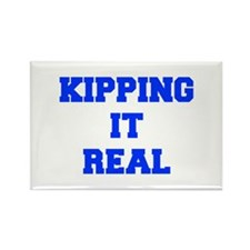 KIPPING-IT-REAL-FRESH-BLUE Magnets