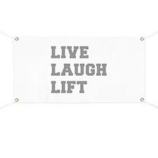 LIVE-LAUGH-LIFT-FRESH-GRAY Banner