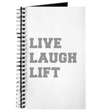 LIVE-LAUGH-LIFT-FRESH-GRAY Journal