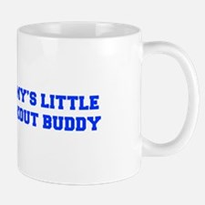 MOMMYS-LITTLE-WORKOUT-BUDDY-FRESH-BLUE Mugs