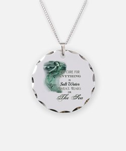 The Mermaids Cure Necklace