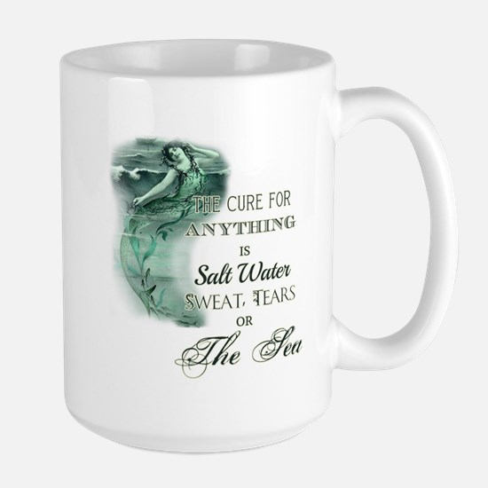 The Mermaids Cure Mugs