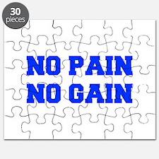 NO-PAIN-NO-GAIN-FRESH-BLUE Puzzle