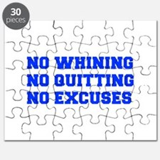 NO-WHINING-FRESH-BLUE Puzzle