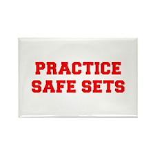 PRACICE-SAFE-SETS-FRESH-RED Magnets