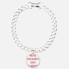 REAL-WOMEN-DO-BURPEES-OPT-RED Bracelet