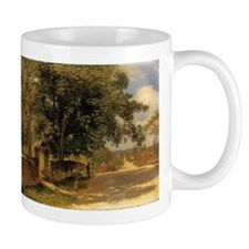 Alfred Bierstadt Small Mug