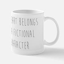 Fictional Character Mug