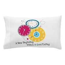 A New Beginning Pillow Case