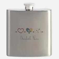 Swedish Love Flask