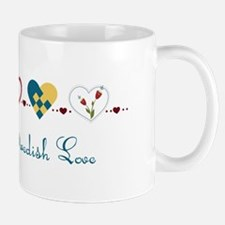 Swedish Love Mugs