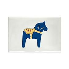 Dala Horse Magnets