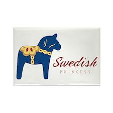 Swedish Princess Magnets