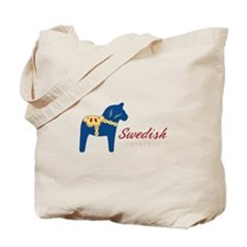Swedish Princess Tote Bag