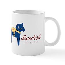 Swedish Princess Mugs