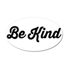 Be Kind Wall Decal