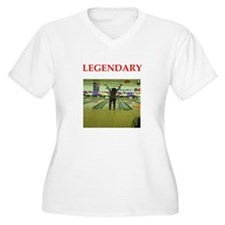 bowling Plus Size T-Shirt