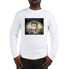 School of Athens Long Sleeve T-Shirt