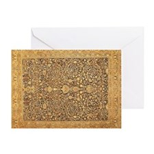 Persian Rug Greeting Card