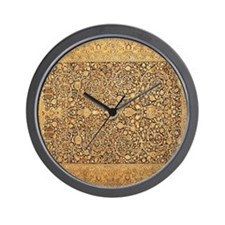 Persian Rug Wall Clock