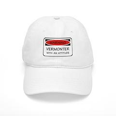 Attitude Vermonter Baseball Cap