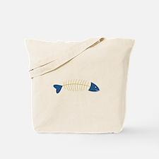 Lutefisk Fish Tote Bag