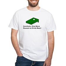 Cornhole and Beer Shirt