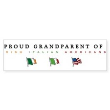Grandparent/Grandchildren Bumper Bumper Sticker