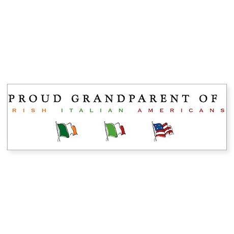 Grandparent/Grandchildren Bumper Sticker