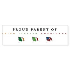 Parent/Children Bumper Bumper Sticker