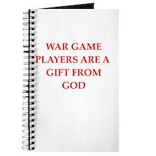 war game Journal
