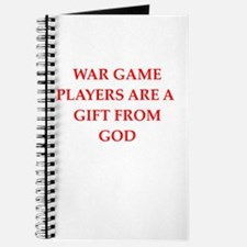 war game Journal