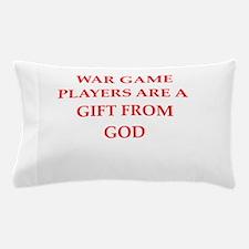 war game Pillow Case