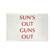 SUNS-OUT-GUNS-OUT-OPT-RED Magnets