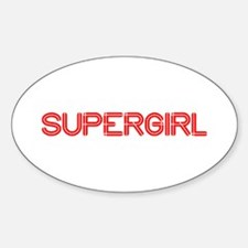 supergirl-so-red Decal