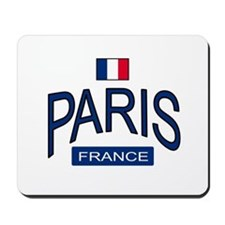 Paris France Mousepad