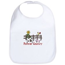 Forever Country Bib