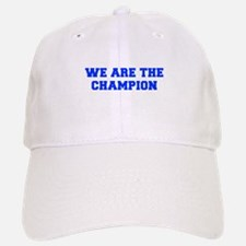 WE-ARE-THE-CHAMPION-FRESH-BLUE Baseball Baseball Baseball Cap