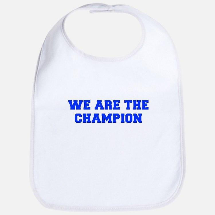 WE-ARE-THE-CHAMPION-FRESH-BLUE Bib