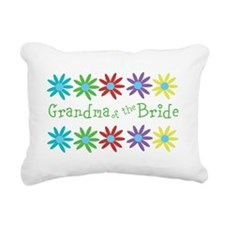 Grandma of Bride Rectangular Canvas Pillow