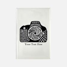 Original Camera Art Pe Rectangle Magnet (100 pack)