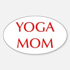 YOGA-MOM-OPT-RED Decal