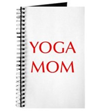 YOGA-MOM-OPT-RED Journal