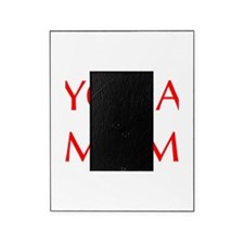 YOGA-MOM-OPT-RED Picture Frame