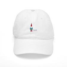 To Gnome Is To Love Me Baseball Baseball Cap