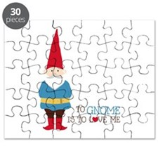 To Gnome Is To Love Me Puzzle